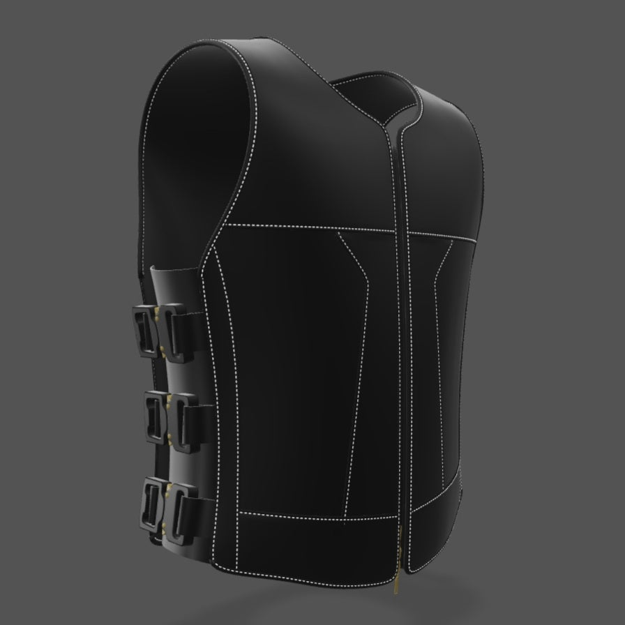 Vest Customizer -  Tactical Style