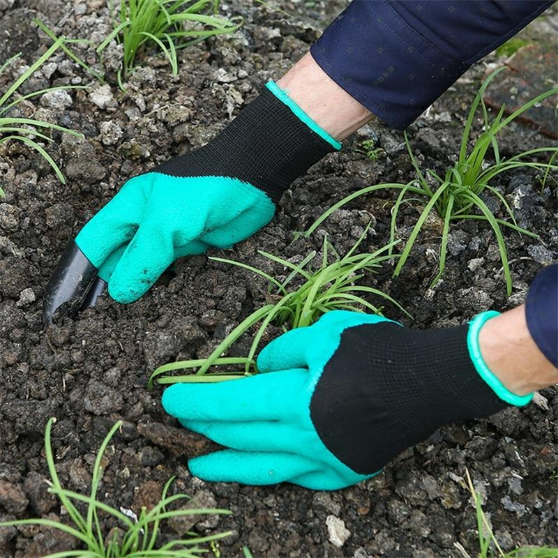 kmerlife garden gloves for digging