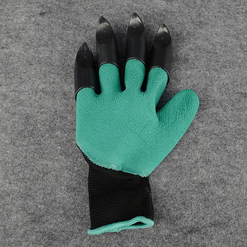 garden [gloves with claws rubber kmerlife