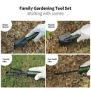 how to use kmerlife garden tools