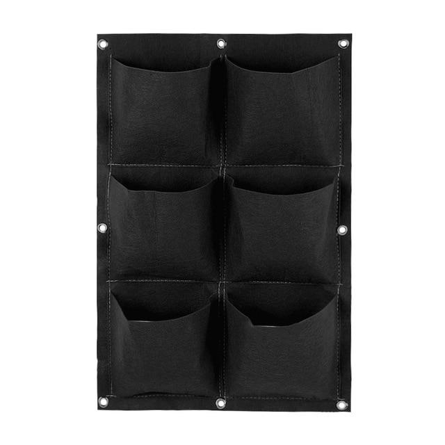 kmerlife_black_wall_hanging_grow_bags_6_pocket