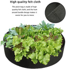kmerlife garden grow bags round bed