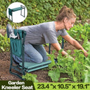 kmerlife garden kneeler and seat