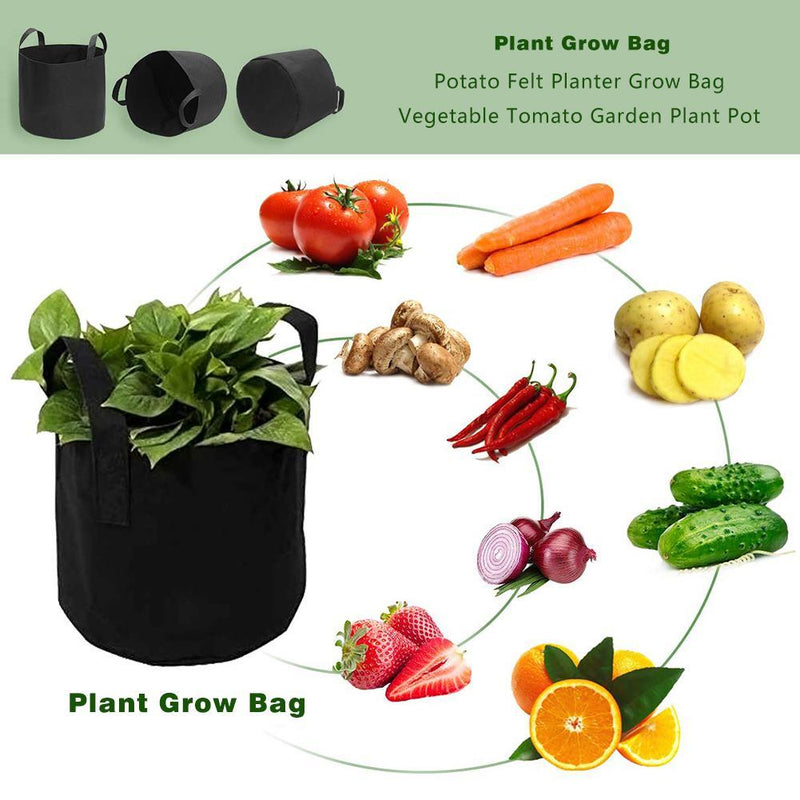 kmerlife potato grow bags