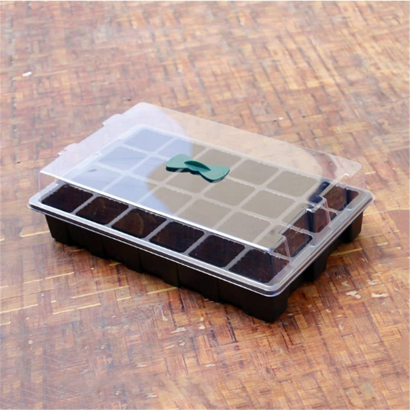 kmerlifee seed tray with lids