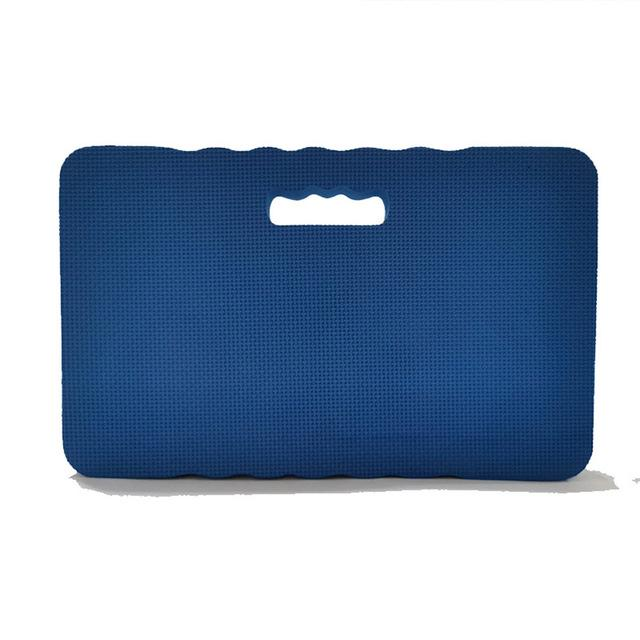 kmerlife blue garden kneeler with handle