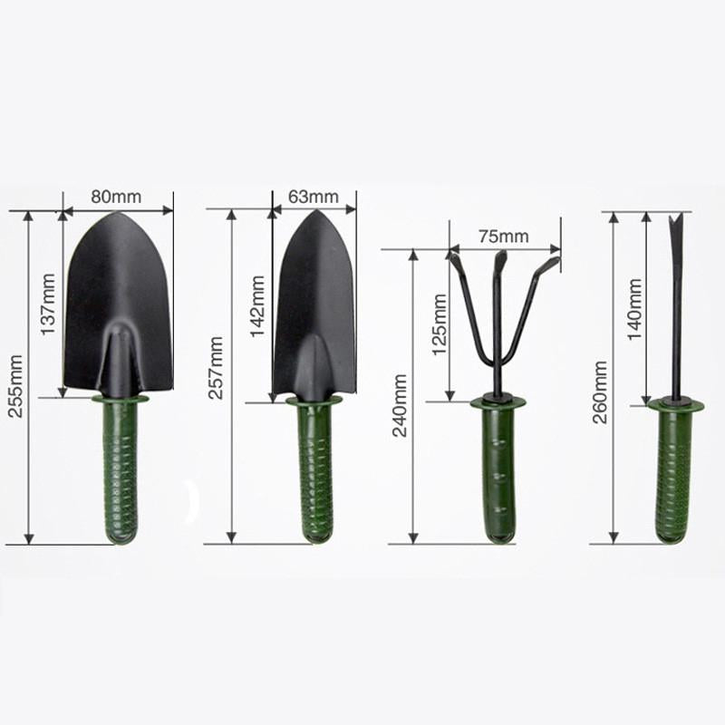 size of kmerlife garden tools