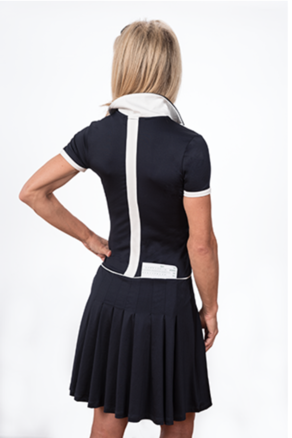 Short Sleeve Golf Dress, Women's Golf Fashion