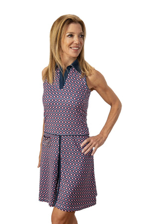 Nancy Dress Stylish Golf Apparel for Women