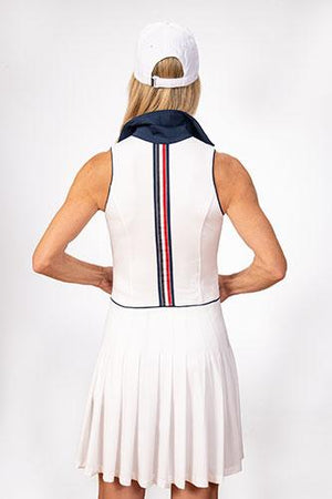 Classically designed golf dresses