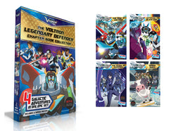Voltron Legendary Defender Chapter Book Box Set BRAND NEW
