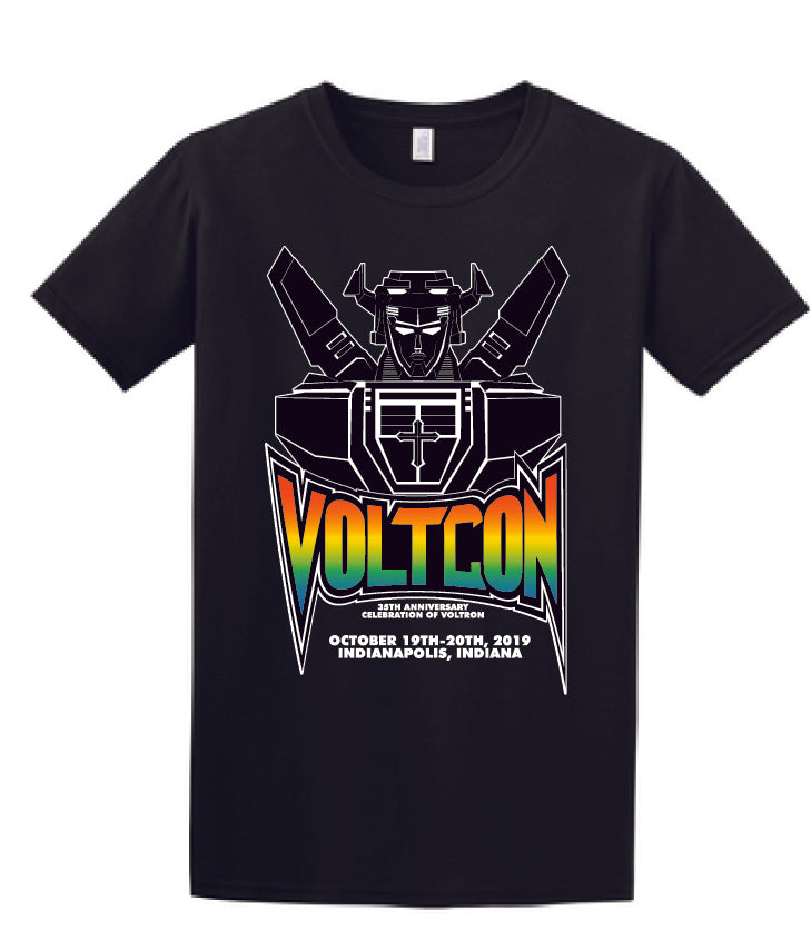 VoltCon Robot Official T-shirt