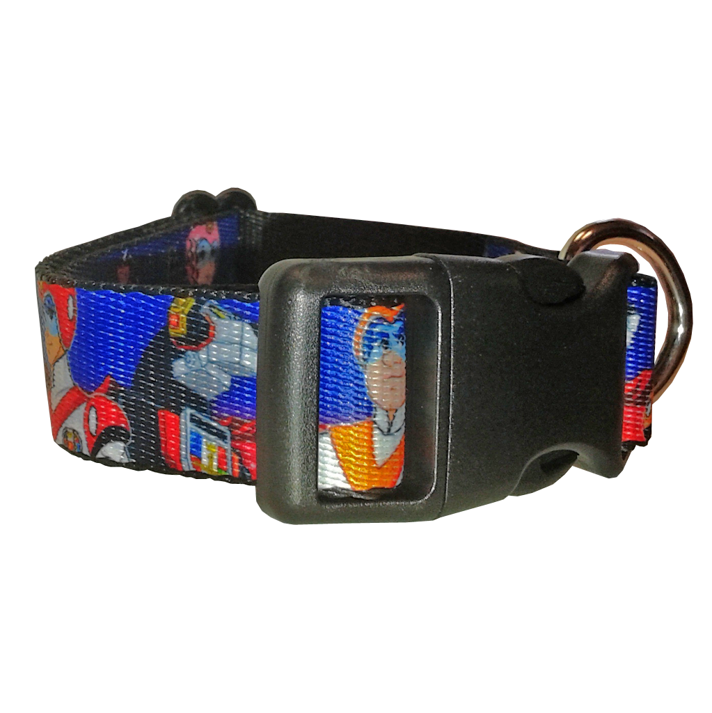 Voltron Dog Collar