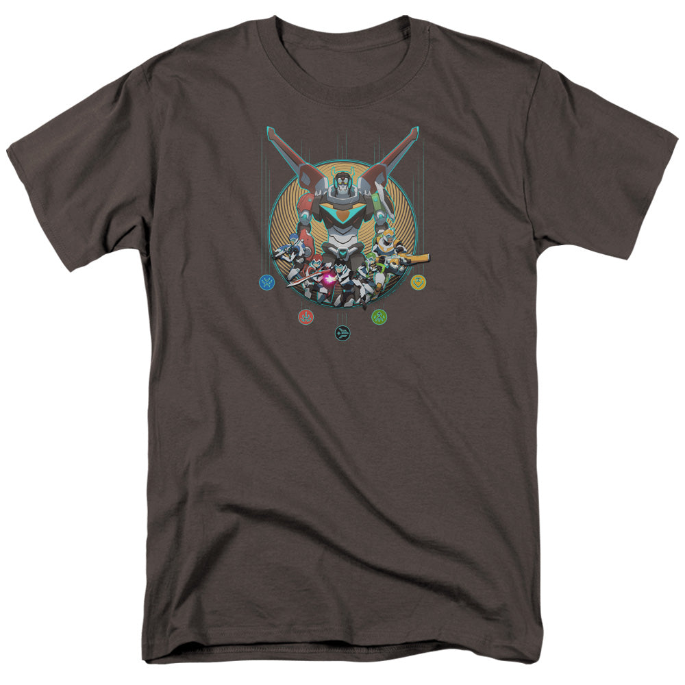 Voltron Assemble T-Shirt BRAND NEW
