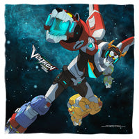Voltron Legendary Defender Throw pillow NEW