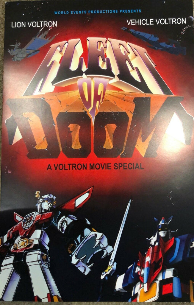 Fleet of Doom Poster