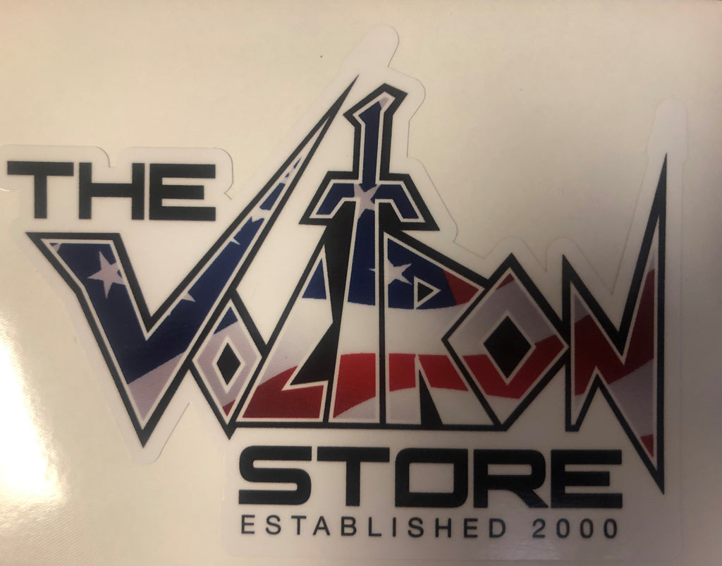 Voltron USA Decal