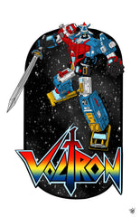 Fan Art Contest Vehicle Voltron Shirt BRAND NEW!