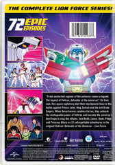 Voltron: Defender Of The Universe - Lion Force NOW SHIPPING