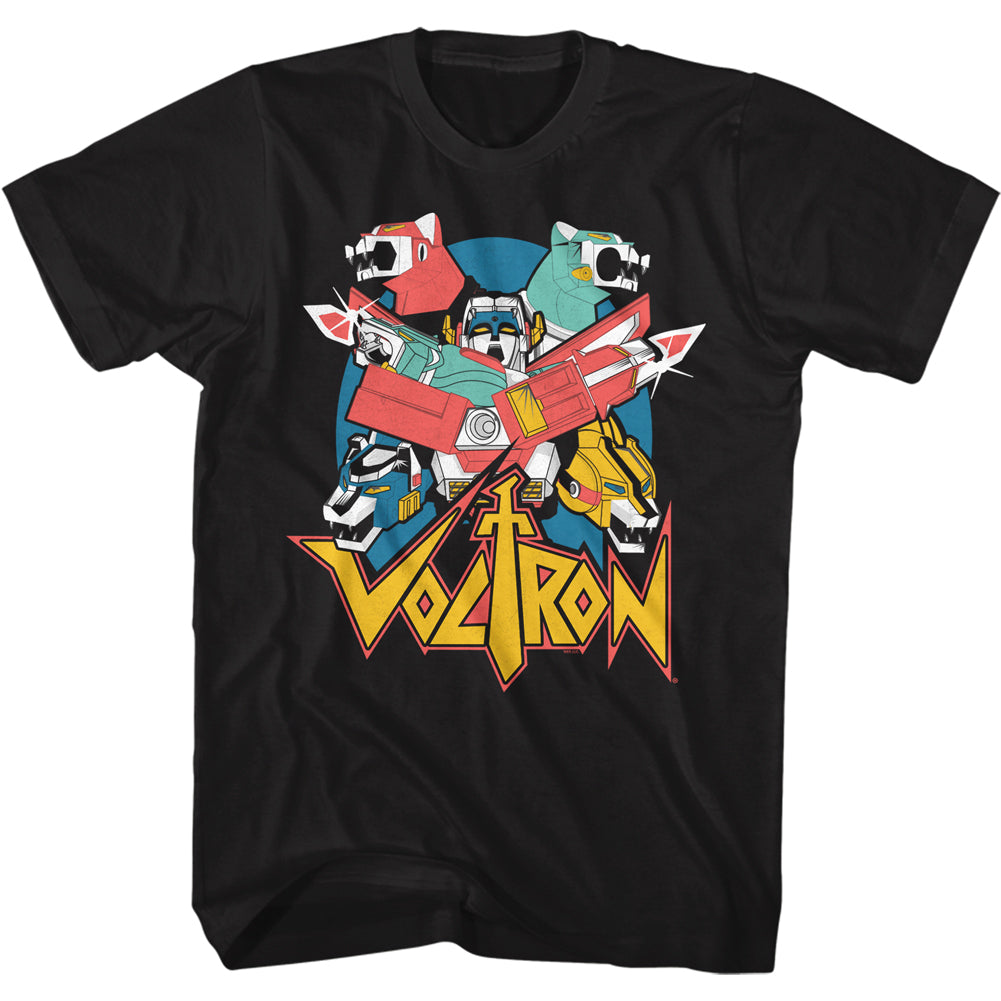 Voltron Legend T-Shirt BRAND NEW