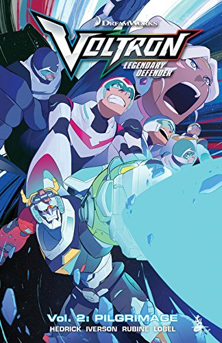 Voltron Legendary Defender Volume 2 Issue #1 VARIANT COVER BRAND NEW