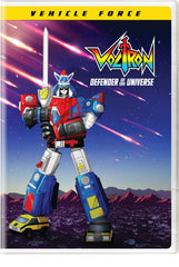 Voltron: Defender Of The Universe Vehicle Force