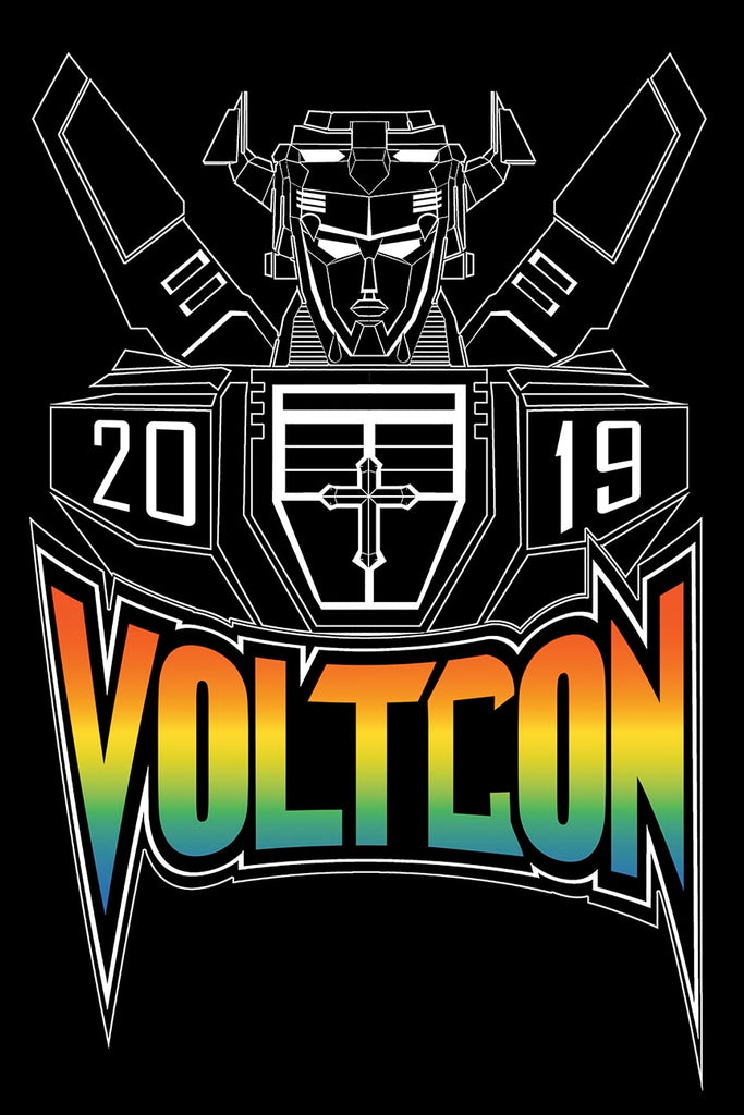 VoltCon 2019 Defender Poster