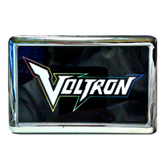 Voltron Business Card Holder