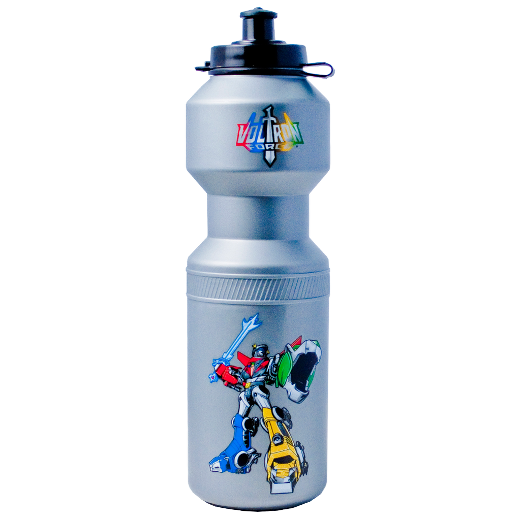 VOLTRON WATER BOTTLE