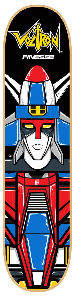 Voltron Vehicle Skateboard