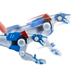 Playmates Voltron Legendary Defender 5.5 inch Action Figure - Blue Lion