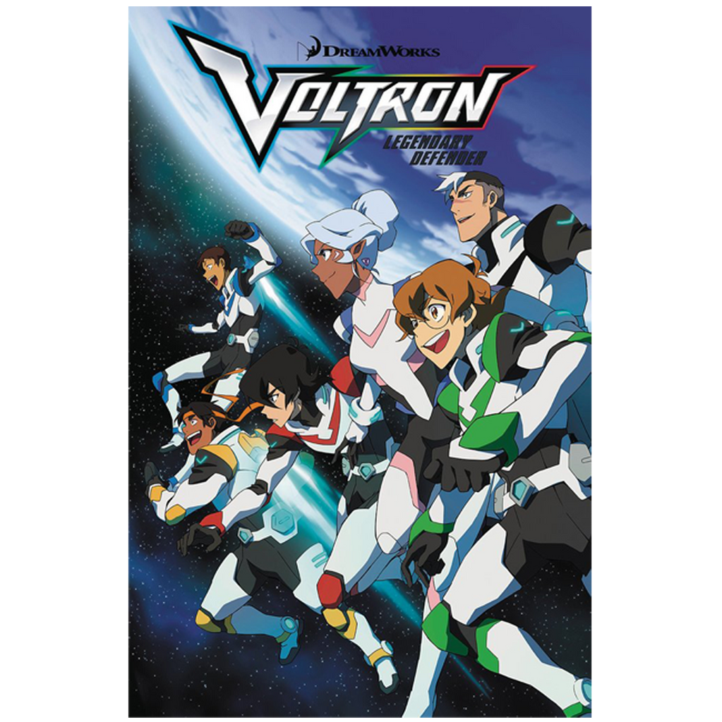 Voltron Legendary Defender Issue #3 Now Shipping
