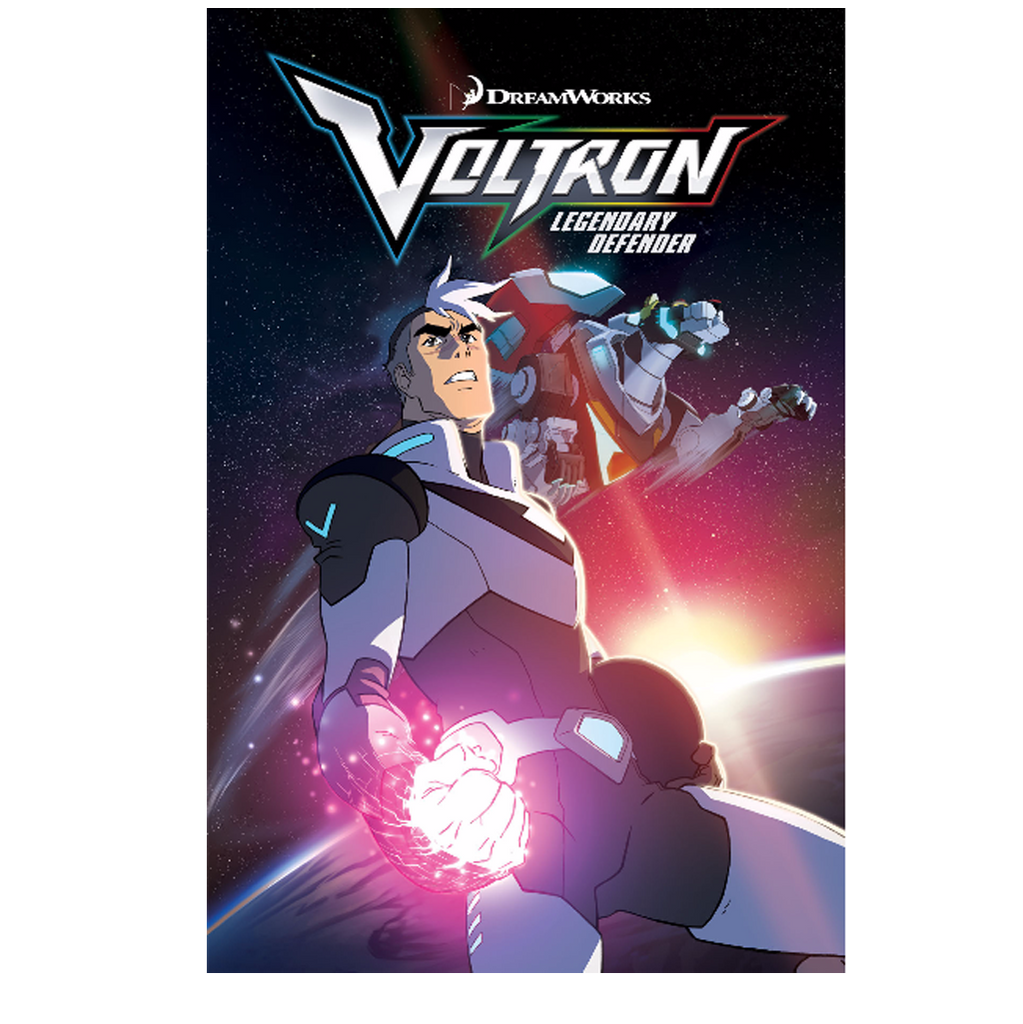 Voltron Legendary Defender Issue #5 Now Shipping