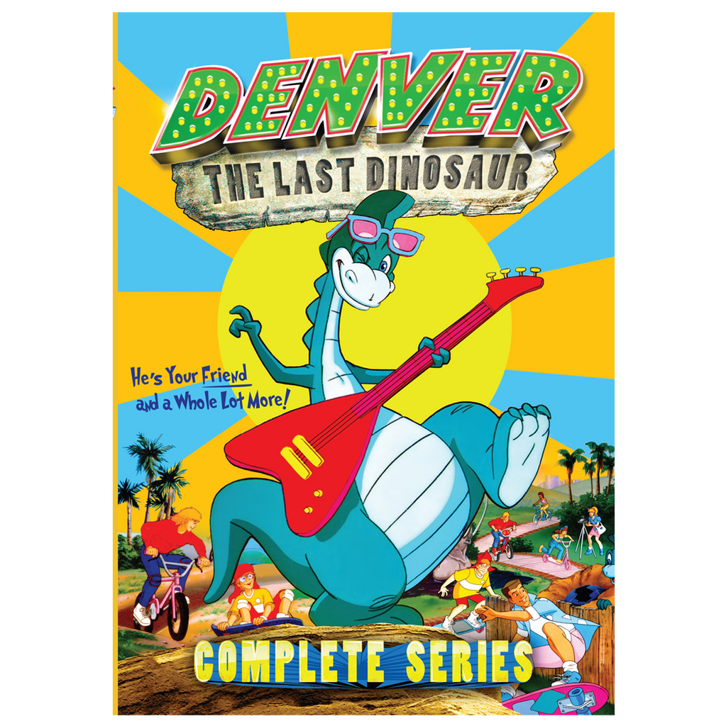 Denver The Last Dinosaur: Complete Series on DVD