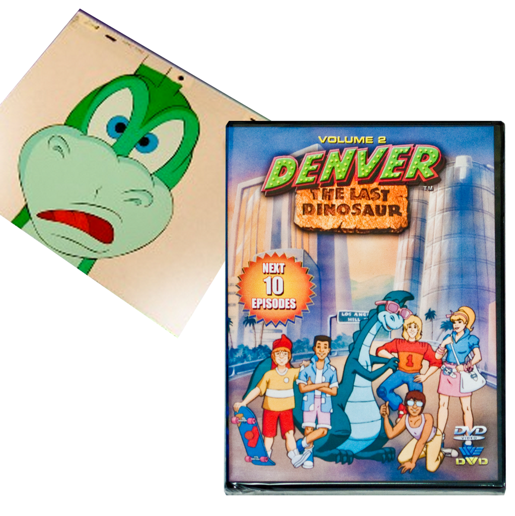 Denver ORIGINAL Animation Cell