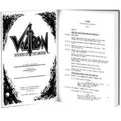 Voltron 30th Anniversary Collectors Book
