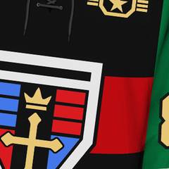 Voltron Hockey Jersey 2.0 NOW SHIPPING ALL SIZES