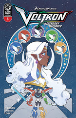 Voltron Legendary Defender Volume 3 Issue #1 Regular and Variant Covers Now Shipping