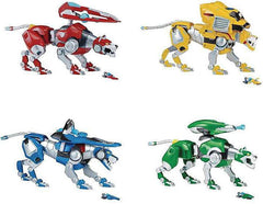 Playmates Voltron Legendary Defender Lions (4) NOW SHIPPING