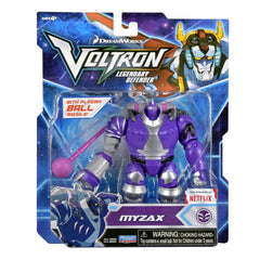 Playmates Voltron Legendary Defender 5.5 inch Action Figure - Robeast Myzax