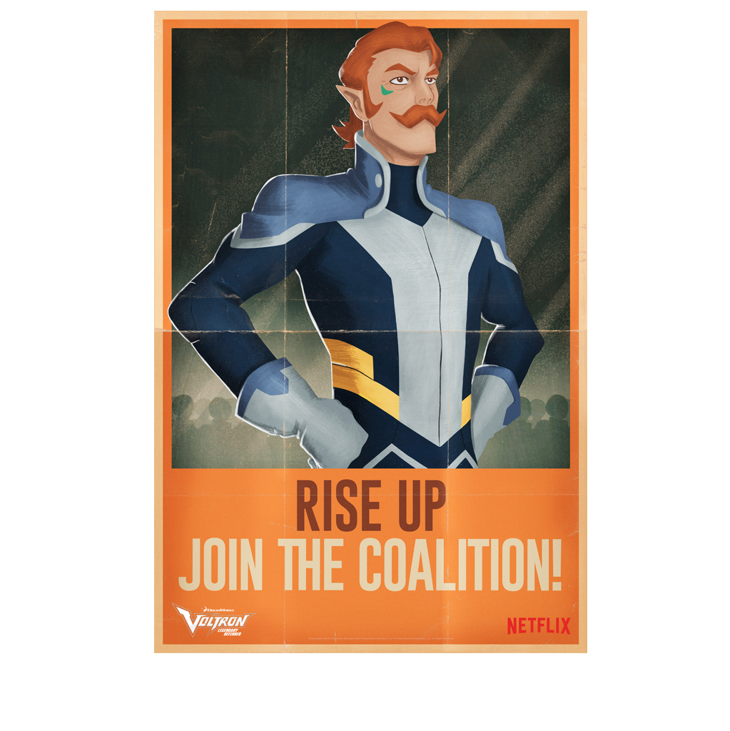 NYCC 17 EXCLUSIVE POSTER CORAN