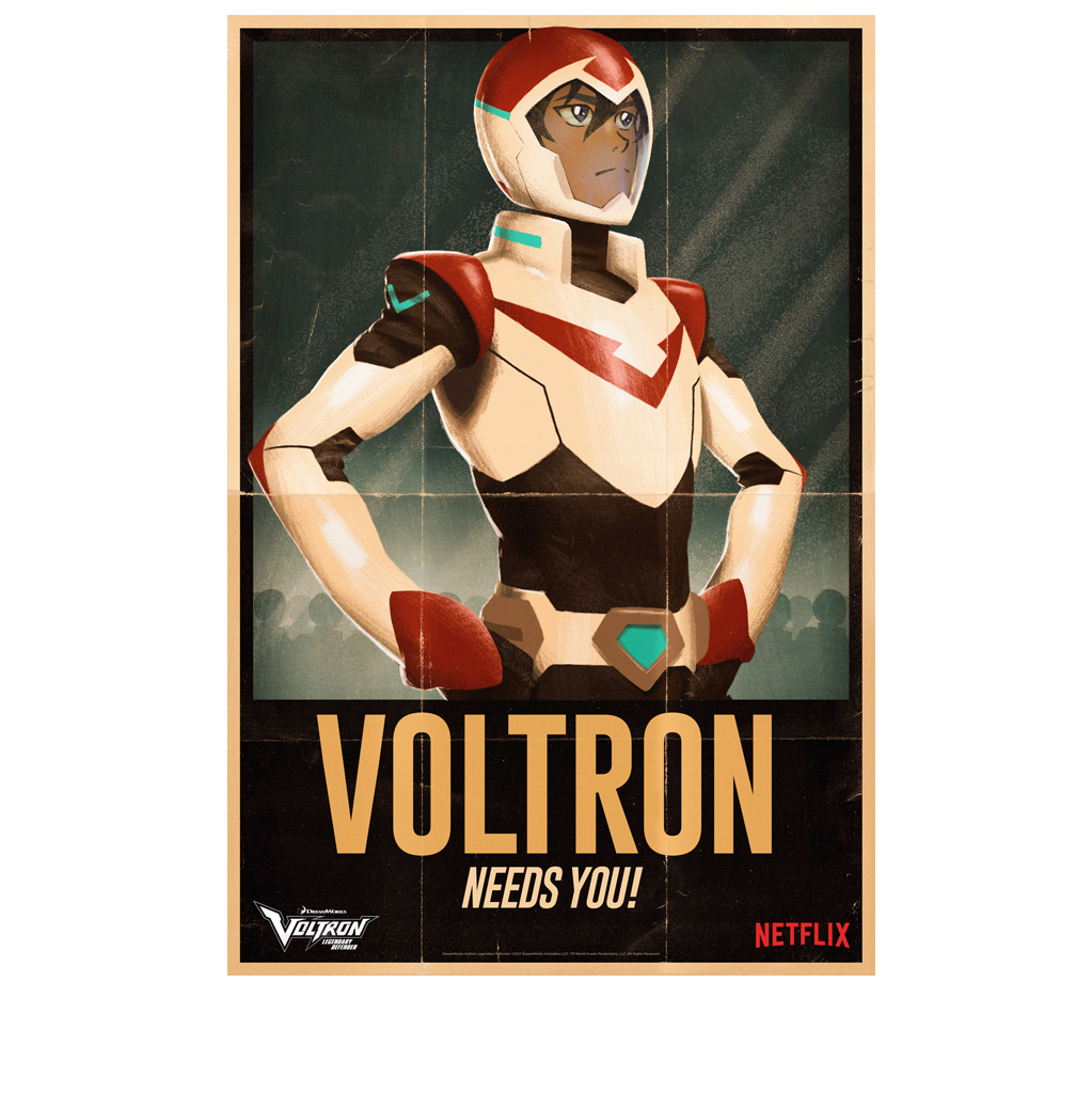 NYCC 17 EXCLUSIVE POSTER KEITH