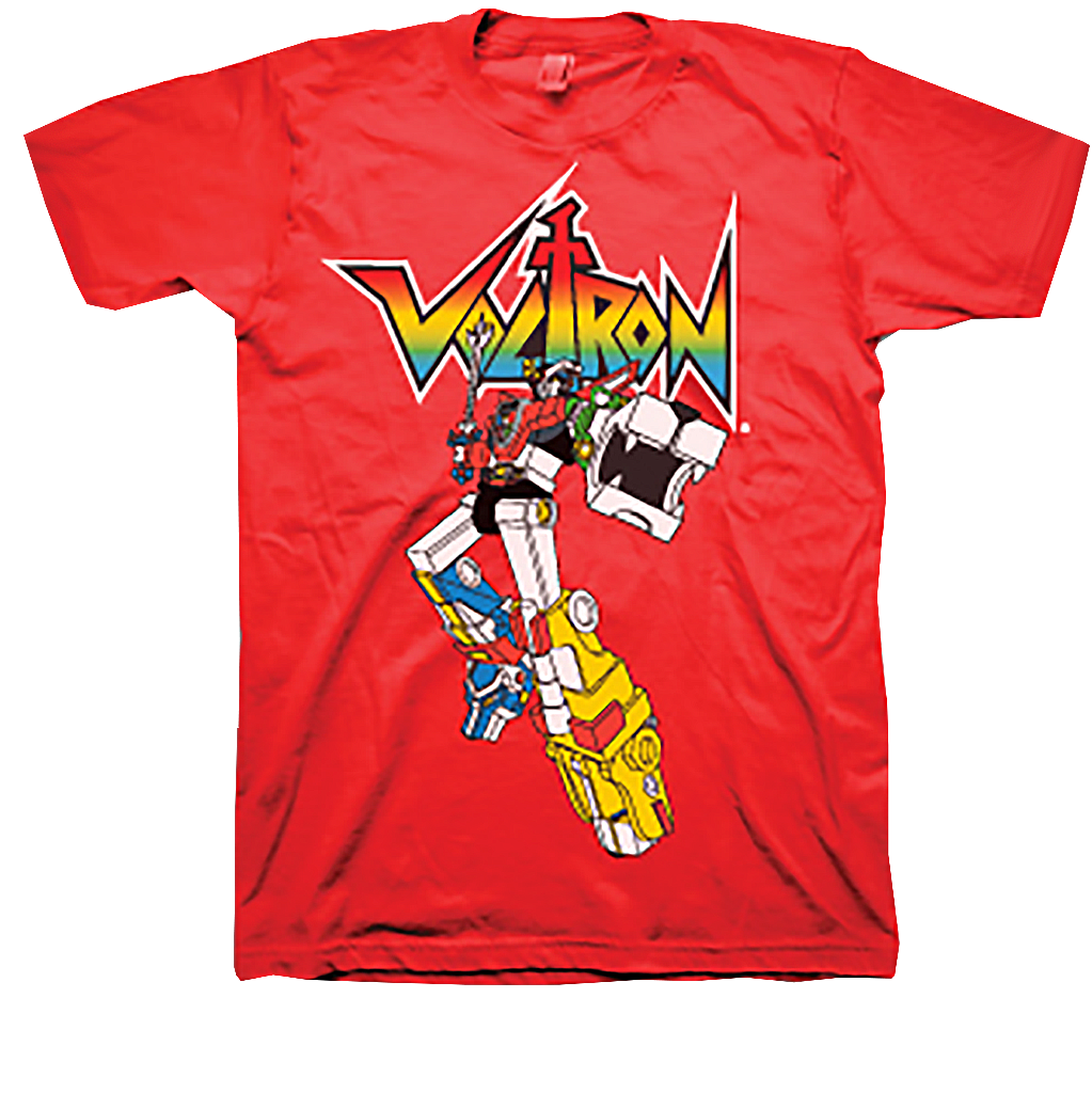 Voltron Original T-shirt BRAND NEW