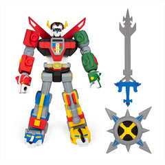 Voltron: Defender of the Universe Deluxe Voltron Figure Super 7 NOW SHIPPING