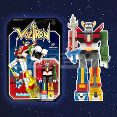 "Voltron 3 3/4"" ReAction Figure Super 7  Now Shipping!"