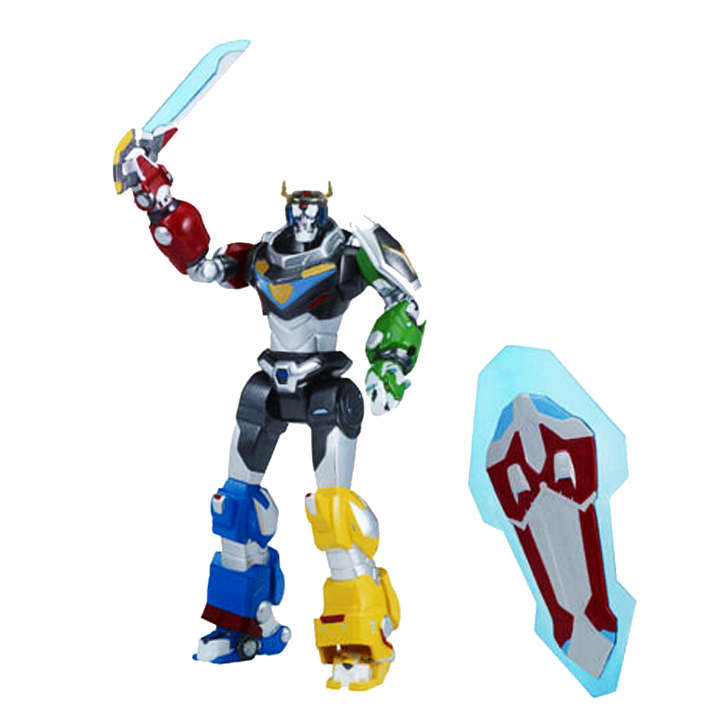 Playmates Voltron Legendary Defender 5.5 inch Action Figure - Sword Attack