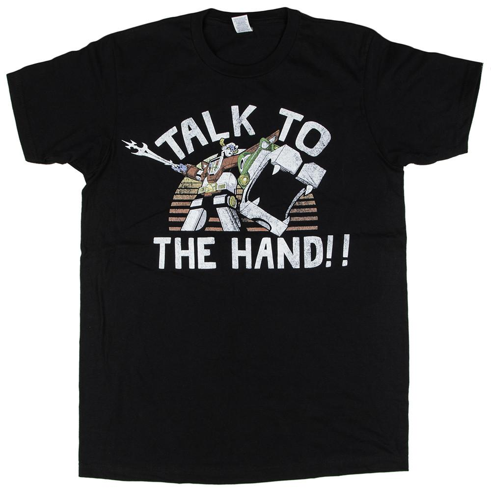 Talk To The Hand T-shirt ALL SIZES IN STOCK