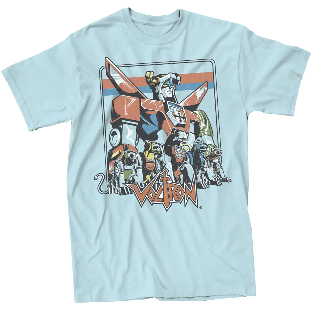 Vintage Lion Force T-shirt