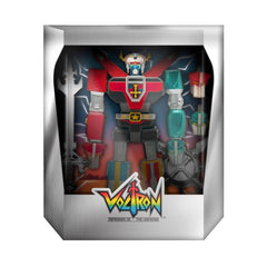 Voltron: Defender of the Universe Ultimates  Figure Super 7 Now Shipping