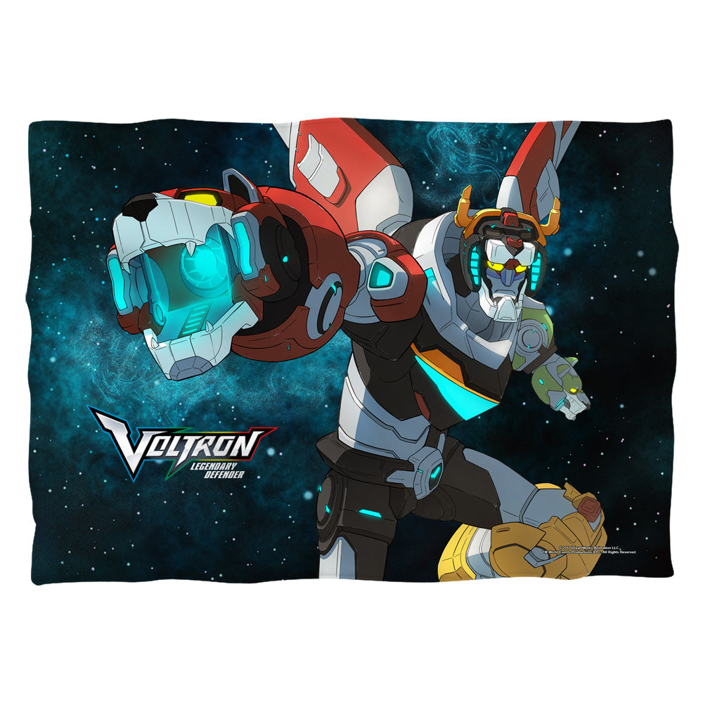 Voltron Legendary Defender Pillow Case Brand New